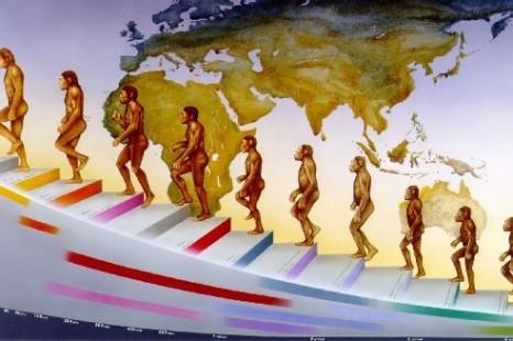 """La storia dell'evoluzione ne """"La conquista sociale della Terra"""""""