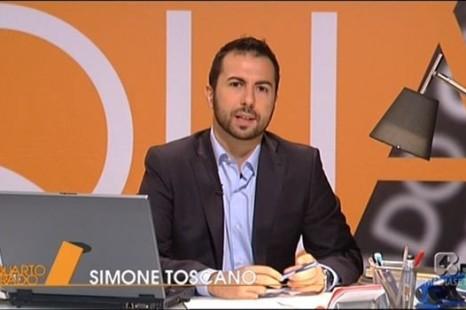 Il creasogni, romanzo d'esordio di Simone Toscano