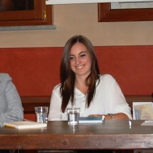 Miriam Pignata al Salone del libro per ragazzi di Bra