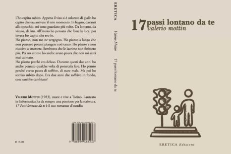 17 passi lontano da te, esordio di Valerio Mottin