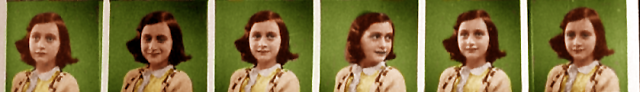 81_Years_of_Anne_Frank_by_Color_Her_World