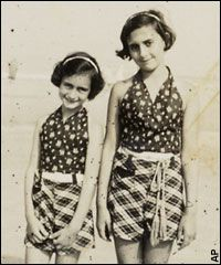 Anne e Margot Frank