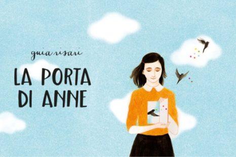 La porta di Anne, un supporto per ricordare