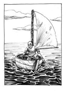 Il vecchio e il mare fumetto