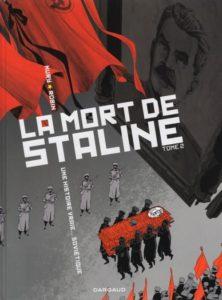 La morte di Stalin fumetto