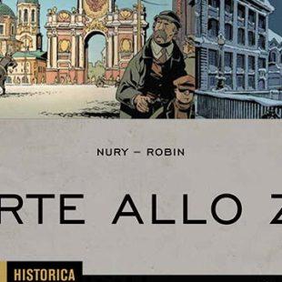 L'Unione Sovietica nelle graphic novel di Thierry Robin
