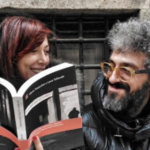 Mario Pistacchio e Laura Toffanello