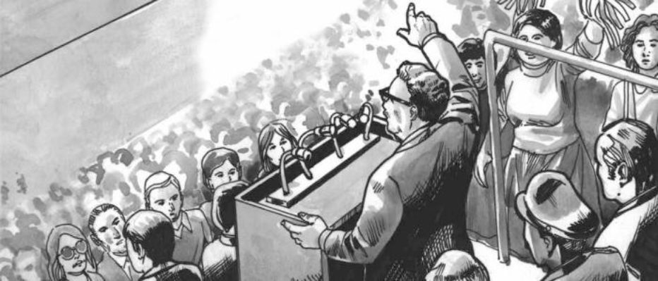 Intervista a Rodrigo Elgueta: Gli anni di Allende