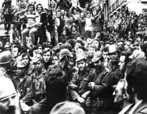 La rivoluzione dei garofani