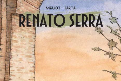 Renato Serra: la sua vita diventa una graphic novel