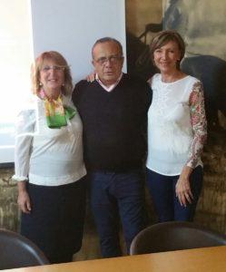 Francesca Marzilla Rampulla, Giuseppe Impastato e Dianora Tinti