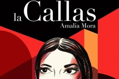 Un libro illustrato dedicato alla divina Maria Callas
