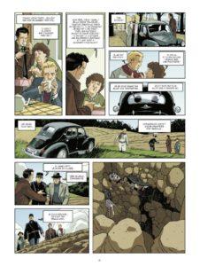Tavole del fumetto