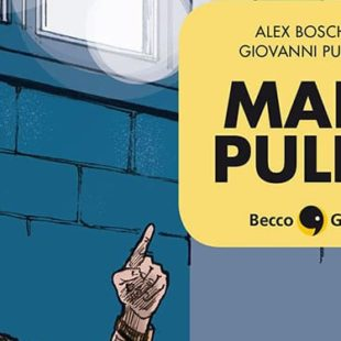 Una graphic novel per i 26 anni di Mani Pulite