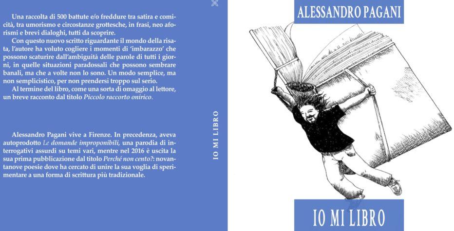 Io mi libro di Alessandro Pagani