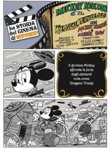 La storia del cinema di Topolino – Mickey Keaton e il colossal pericoloso