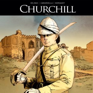 Intervista all'illustratore della graphic novel Churchill