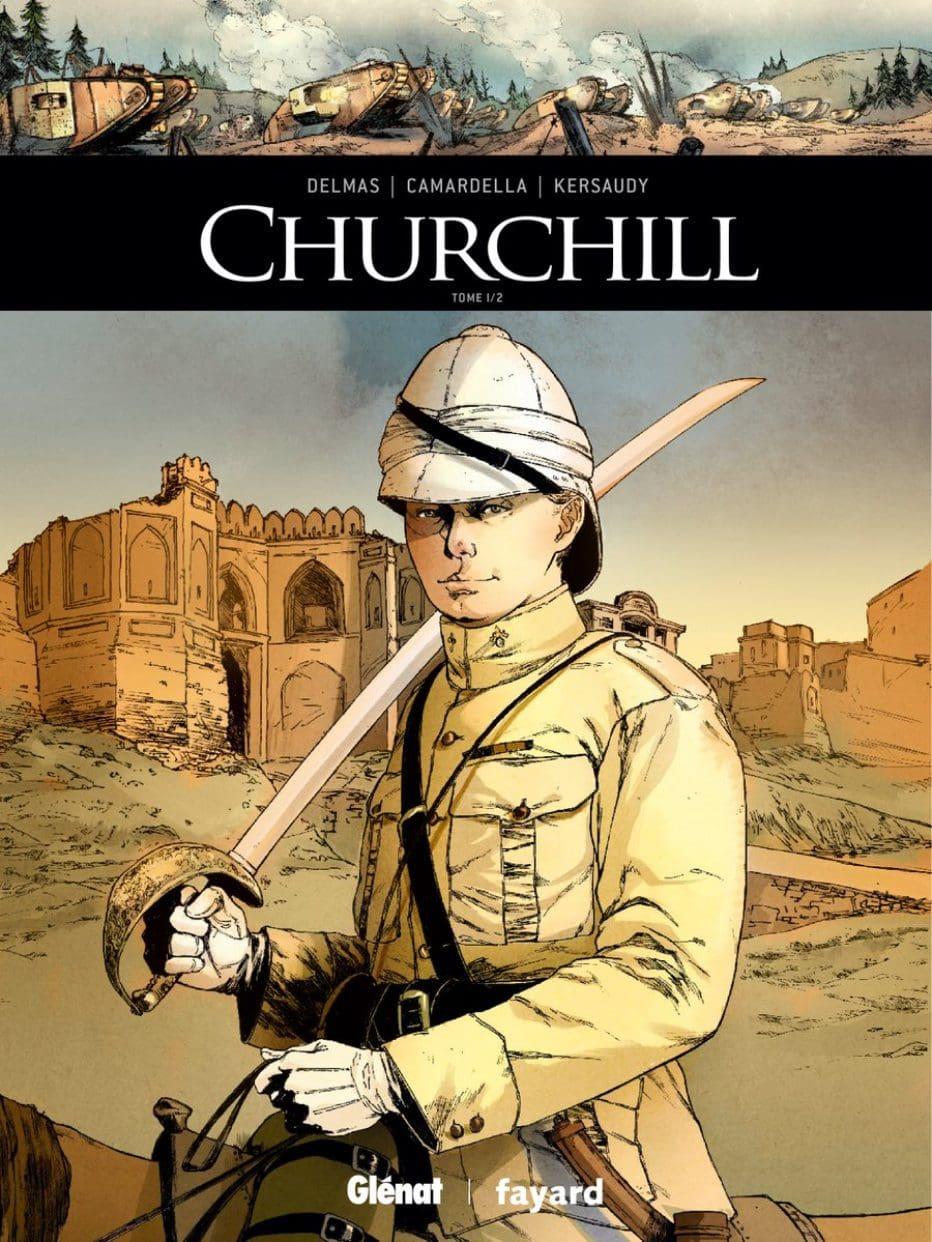 Intervista all'illustratore della graphic novel Churchill