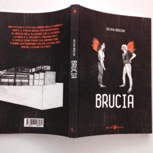 Brucia, un fumetto per onorare il 1^Maggio