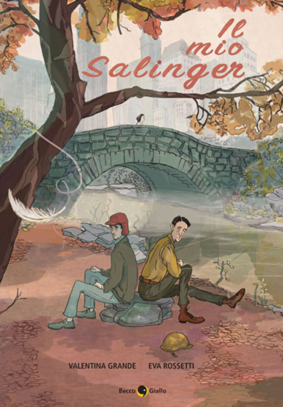 Il mio Salinger, ce ne parla Valentina Grande