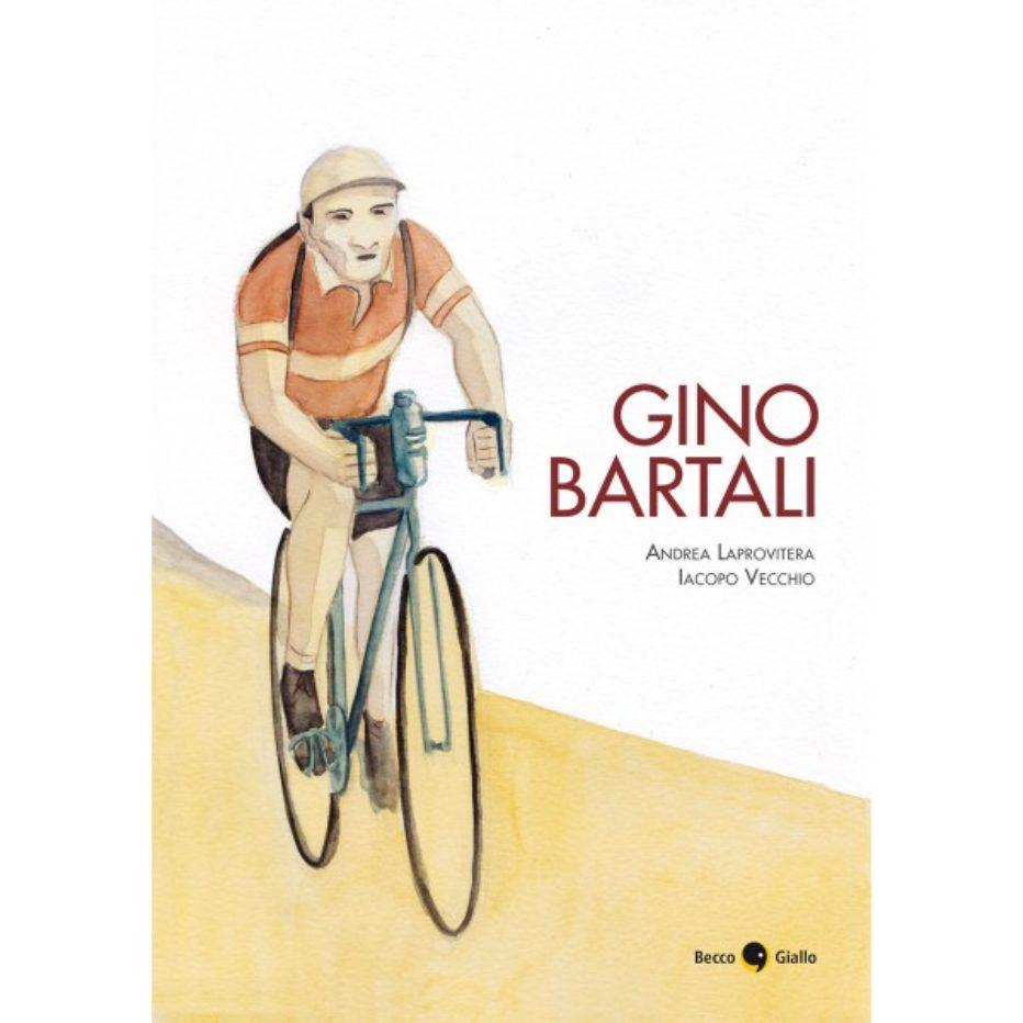 Una graphic novel per ricordare il grande Gino Bartali