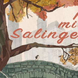 Il mio Salinger: intervista all'illustratrice