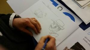 Carlo Rispoli fumettista