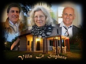 Salotto letterario Villa Le Sughere