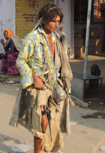 uomo-india
