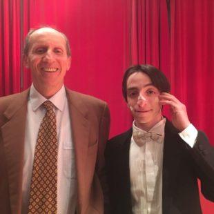 """Prima teatrale """"A tempo"""" di Nuccio Viglietti"""