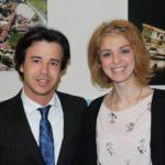Nicola Brizio e Erika Damiano Corallo