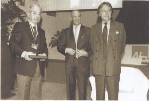 Premiato Ass. Industriali Bresciani