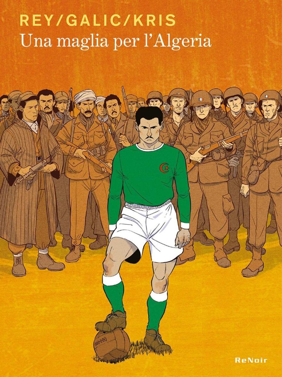 Una maglia per l'Algeria, graphic novel