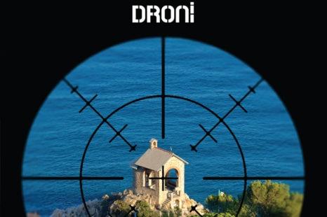 Attacco dal cielo – droni di Ugo Moriano