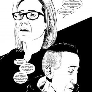 Parla Esposito, l'illustratore della graphic jornalism su Cucchi