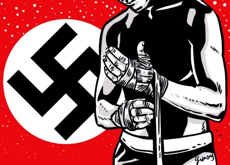 Rukeli – Il pugile zingaro, parla l'illustratore