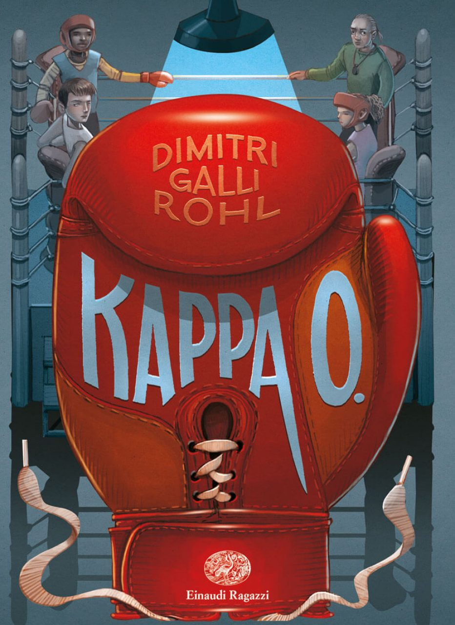 """Dimitri Galli Rohl, scrittore per Einaudi Ragazzi, parla del suo """"Kappa O."""""""