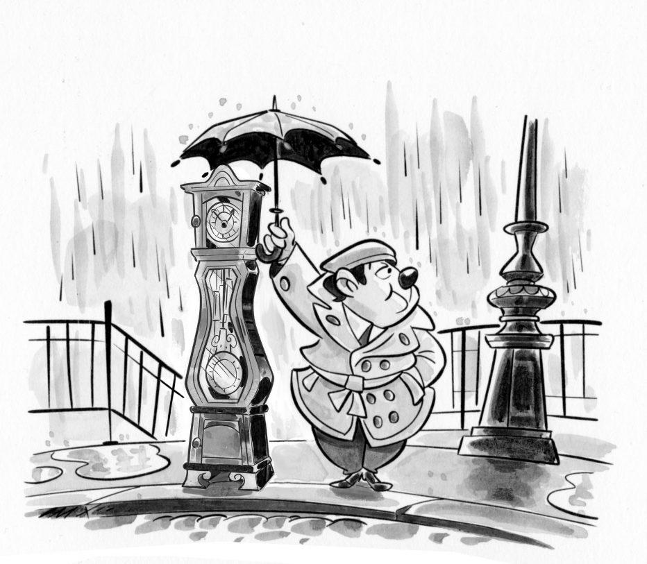 Mickey Mouseau e lo Scatto di Soppiatto, parla Luca Usai