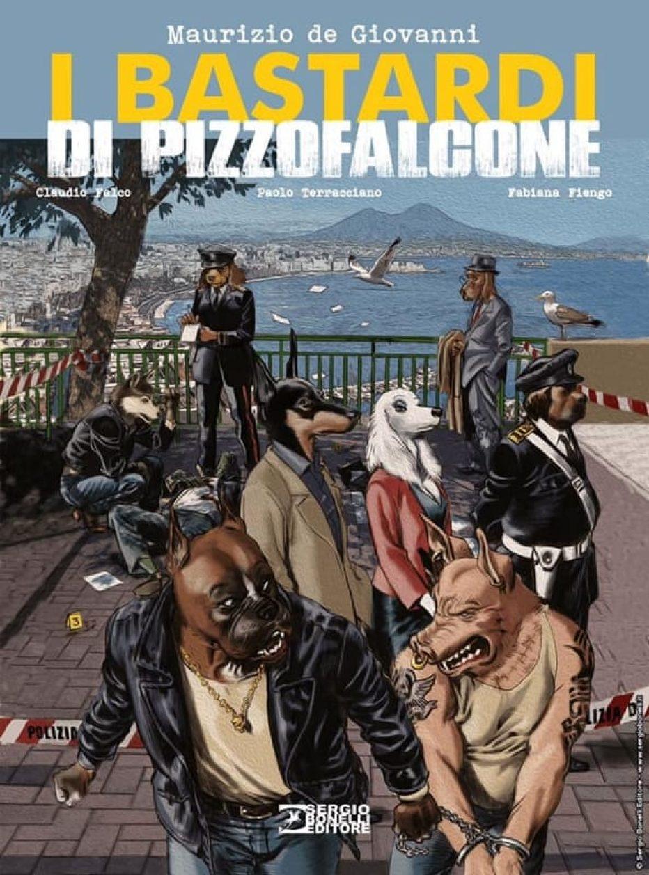 I bastardi di Pizzofalcone diventa un fumetto