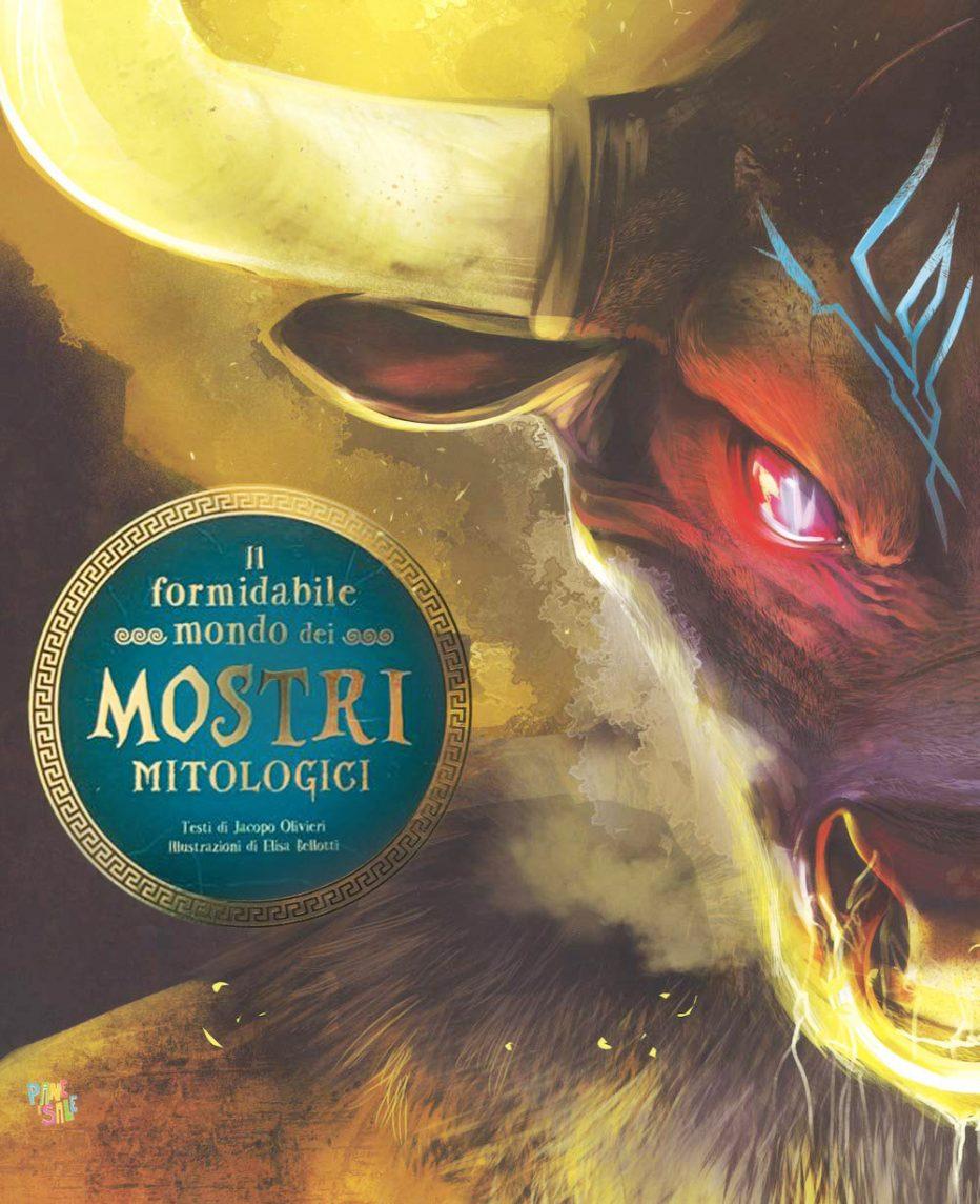 Il formidabile mondo dei mostri mitologici, parla l'illustratrice