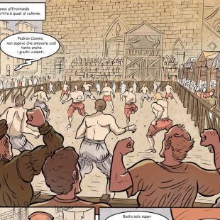 La vita di Cosimo dè Medici in una graphic novel
