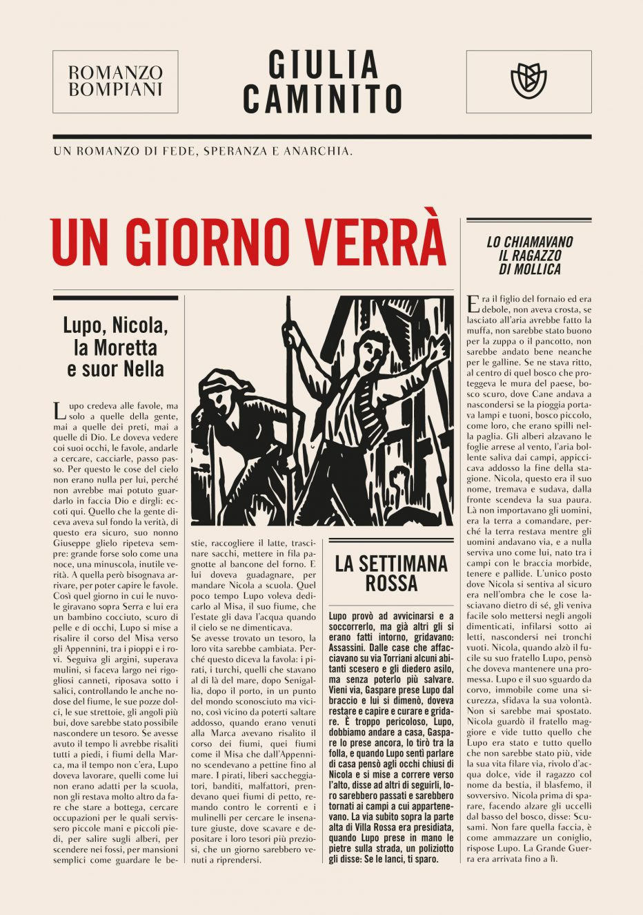 Un giorno verrà: intervista all'autrice Giulia Caminito