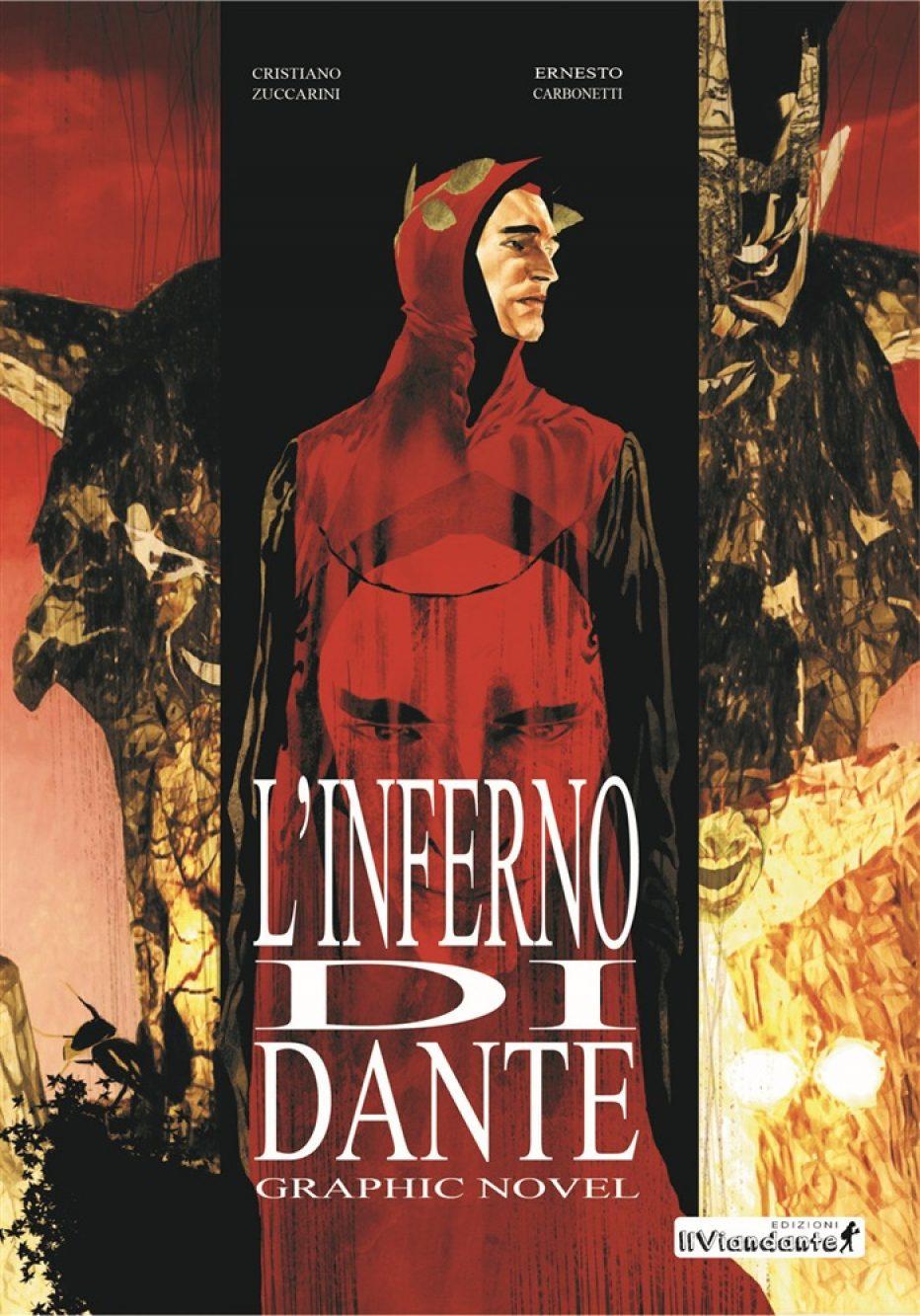 L'inferno di Dante in un fumetto