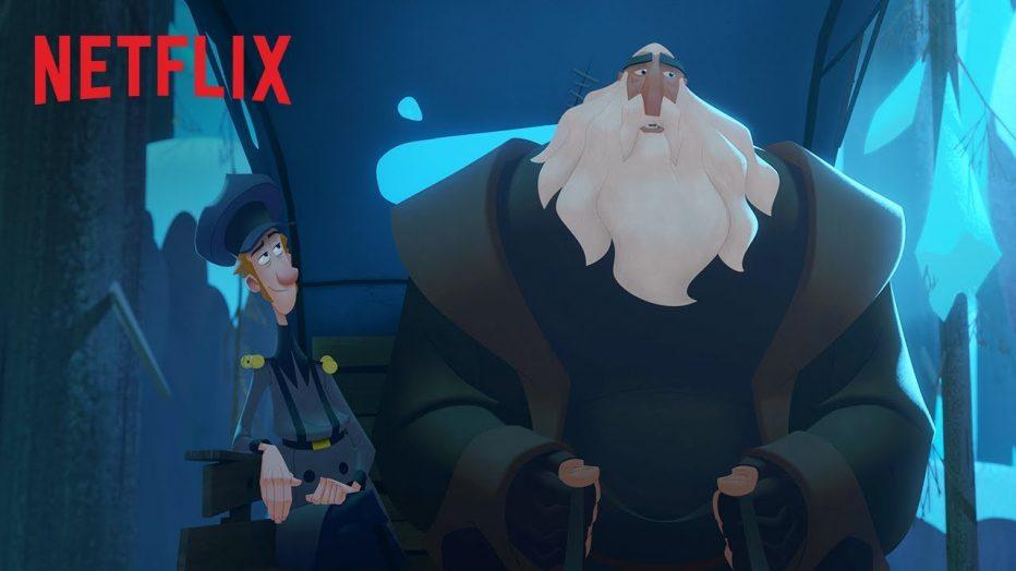 """Su Netflix """"Klaus-I segreti del Natale"""", parla Giulia Bellunato"""