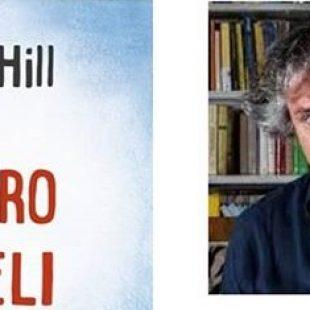 """""""Il ladro dei cieli"""" un romanzo di Christian Hill"""