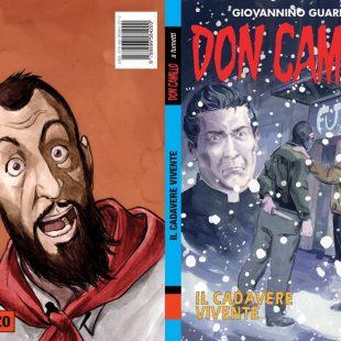 """Fumetti : """"Don Camillo – Il cadavere vivente"""""""
