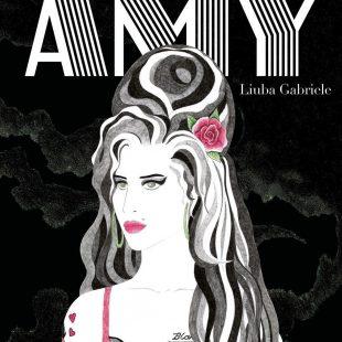 La vita di Amy Winehouse in un fumetto