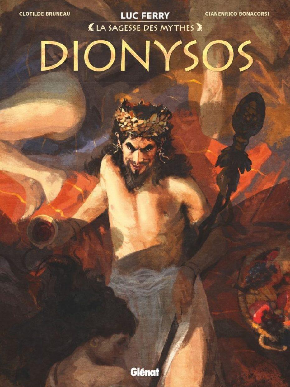 """Dionysos"" la graphic novel illustrata da Gianenrico Bonacorsi"