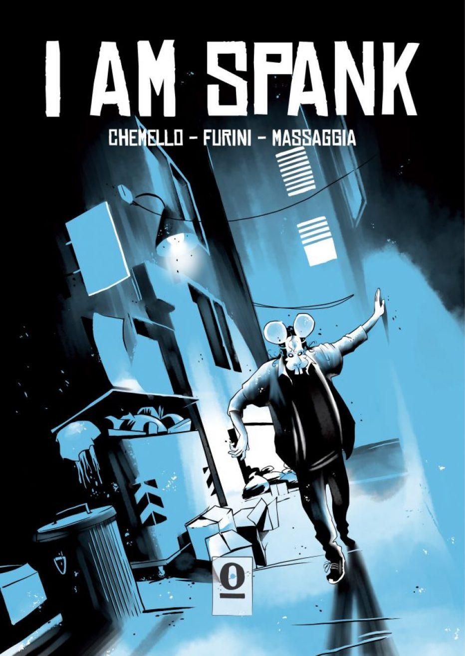 """Fumetti: """"I Am Spank"""", parla Alberto Massaggia"""