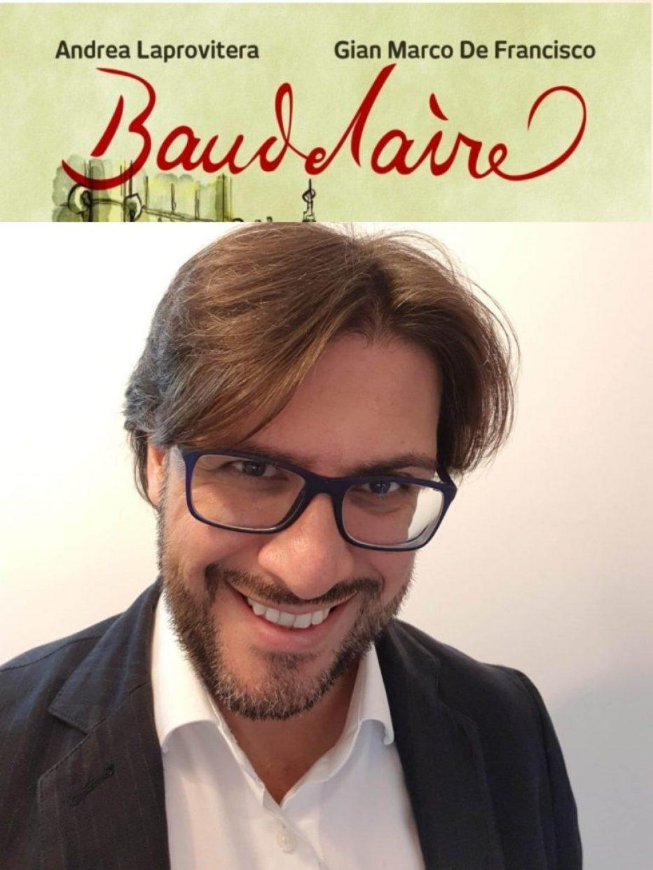 Parla l'illustratore del fumetto dedicato a Baudelaire